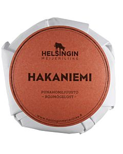 HELSINGIN MEIJERILIIKE HAKANIEMI - PUNAHOMEJUUSTO 160G