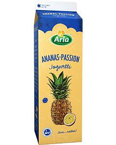 ARLA ANANAS-PASSION JOGURTTI 1KG