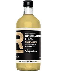 RAJAMÄEN PASTÖROIMATON OMENAVIINIETIKKA 500ML