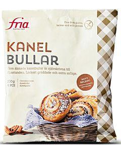 PAKASTE FRIA KANELIPULLA 4KPL/230G GLUTEENITON