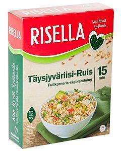 RISELLA TÄYSJYVÄRIISI-RUISSEOS 800G