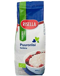 RISELLA  LUOMU PUURORIISI 500G