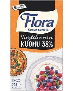 FLORA TÄYTELÄINEN KUOHU 38% 2,5DL