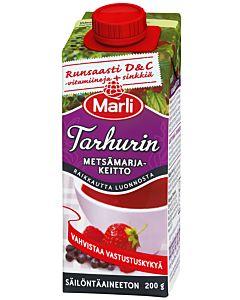 MARLI TARHURIN 200G METSÄMARJAKEITTO