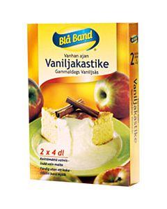 BLÅ BAND VANILJAKASTIKE 126G 2-PAK