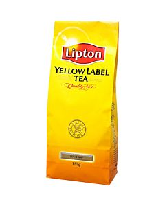 LIPTON YELLOW LABEL IRTOTEE 150G
