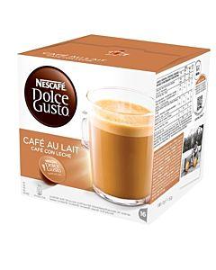 NESCAFE DOLCE GUSTO CAFE AU LAIT 16KAPS/160G