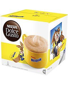 NESCAFE DOLCE GUSTO NESQUIK 16KAPS/256G