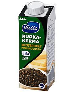 VALIO RUOKAKERMA MUSTAPEKKA 2,5DL PIPPURIJUUSTO UHT
