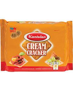 KANTOLAN CREAM CRACKER 400G