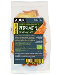 ADUKI PERSIMON LUOMU 100G