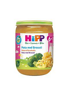 HIPP LUOMU PASTAA & PARSAKAALIA 190G 6KK