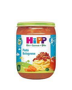 HIPP LUOMU PASTA BOLOGNESE 190G 8KK