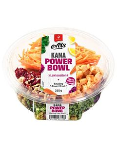 SAARIOINEN EVÄS POWER BOWL KANA 260G