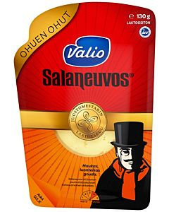 VALIO SALANUVOS OHUEN OHUT 130G VIIPALE