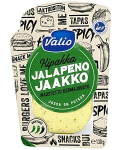VALIO JALAPENO JAAKKO KERMAJUUSTO VIIPALE 130G