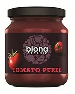 BIONA LUOMU TOMAATTIPYREE 200G