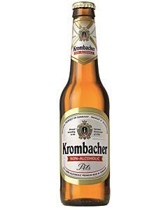 KROMBACHER PILS ALKOHOLITON 0,5% 0,33L