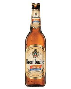 KROMBACHER WEIZEN ALKOHOLIN VEHNÄOLUT 0,5% 0,5L