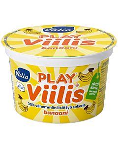 VALIO PLAY VIILIS 200G BANAANI LAKTOOSITON