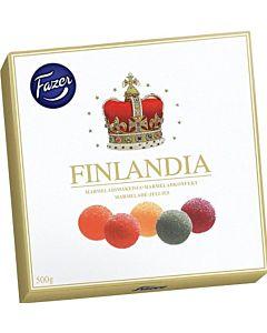 FAZER FINLANDIA 500G MARMELADI