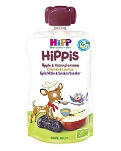 HIPPIS LUOMU SMOOTHIE OMENAA & LUUMUA SOSEENA 100G 4KK