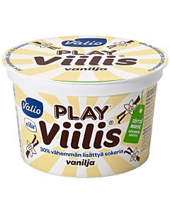 VALIO PLAY VIILIS 200G VANILJA LAKTOOSITON