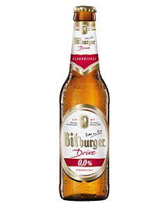 BITBURGER DRIVE ALKOHOLITON OLUT 0,0% 0,33L