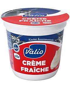 VALIO CREME FRAICHE 150G LAKTOOSITON
