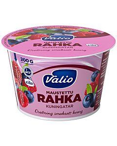 VALIO MAUSTETTU RAHKA KUNINGATAR 200G LAKTOOSITON