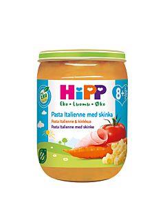 HIPP LUOMU PASTA ITALIENNE & KINKKUA 190G 8KK