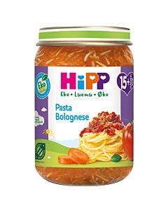 HIPP LUOMU PASTA BOLOGNESE 250G 15KK