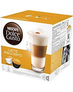 NESCAFE DOLCE GUSTO LATTE MACCHIATO 16/KAPS/194.4G