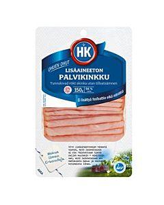 HK OHUEN OHUT LISÄAINEETON PALVIKINKKU 150G