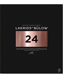 LAKRIDS BY BÜLOW JOULUKALENTERI 309G GLUTEENITON