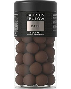 LAKRIDS BY BÜLOW DARK SEA SALT 295G GLUTEENITON