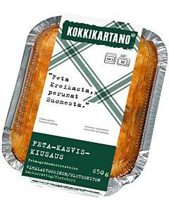 KOKKIKARTANO FETAKASVISKIUSAUS 650G