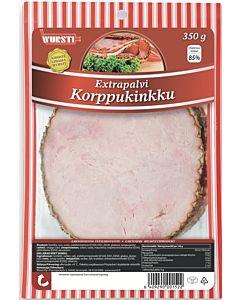 WURSTI EXTRAPALVI KORPPUKINKKU 350G