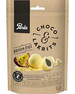 PANDA CHOCO & LAKRITS 120G PASSION FRUIT