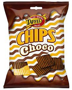 TAFFEL CHIPS CHOCO 100G