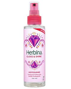 HERBINA 150ML HOITOSUIHKE GLOSS & SHINE
