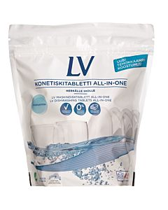 LV 40KPL ALL-IN-ONE KONETISKITABLETTI