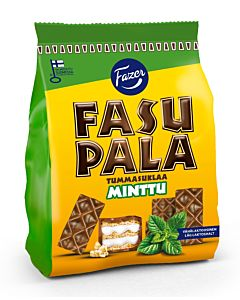 FAZER FASUPALA MINTTU VOHVELIKEKSIPALA 215G