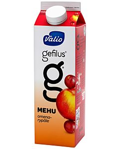 VALIO GEFILUS MEHU 1 L OMENA-RYPÄLE