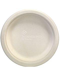 Huhtamäki valkoinen lautanen 15cm