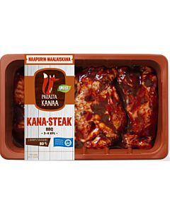 NAAPURIN MAALAISKANAN KANA-STEAK BBQ  N.700-850G