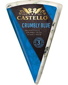CASTELLO CRUMBLY BLUE SINIHOMEJUUSTO 140G
