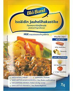 BLÅ BAND MIX ISOÄIDIN JAUHELIHAKASTIKE 75G