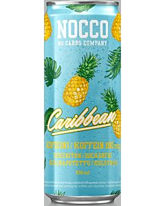 NOCCO BCAA CARIBBEAN 330ML