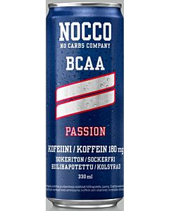 NOCCO BCAA PASSION 330ML